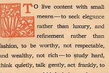 Wise Words / by Carolyn Menadue