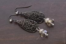 earrings / by GLOSS Jewelry
