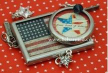 Patriotic Jewelry  / by GLOSS Jewelry