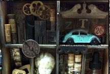 Altered Art / One man's trash, is another man's treasure