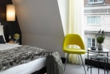 Essential Luxury / Inspired by our recent style collaboration with oki-ni at South Place Hotel, London / by Tablet Hotels