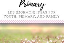 (LDS) Baptism/Primary/Scouts / Primary, Baptism, and Scout Ideas including invitations