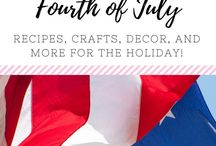 (HOLIDAY) Fourth of July