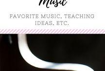 (MUSIC) Teaching Ideas