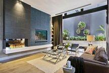Black interiors love