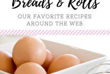 (FOOD) Breads & Rolls