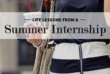 Internship Advice & Tips