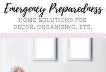 (HOME) Emergency Preparedness