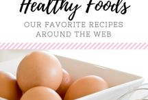 (FOOD) Healthy Foods / Delicious recipes that are good for you too!