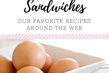 (FOOD) Sandwiches / The best sandwich recipes.