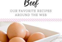 (FOOD) Beef / The best beef recipes! Beef, recipe, cook, bake, eat