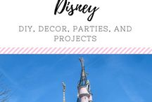 (DISNEY) DIY, Decor, Parties, and Projects / All things Disney! DIY, decor, inspiration, products, parties, projects and more. Disney, DIY, parties, Disney parties, kids