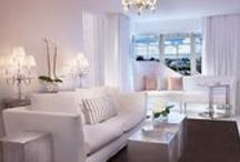 White. / by Tablet Hotels
