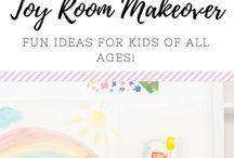 (KIDS) Toy Room Makeover