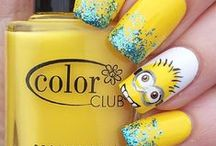 Nail art ideas / Dedicated to the infinite joys of nail art and design / by Adictoo