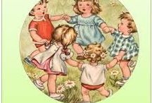 Le monde de l'enfance /