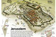 Temple of JHWH / Der biblische Tempel