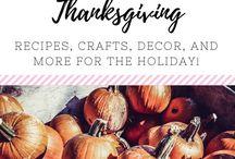 (HOLIDAY) Thanksgiving