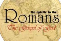 Epistle to Romans / Study the epistle of Roman