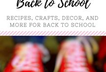 (HOLIDAY) Back To School