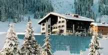 SKI VIP / Tablet Plus Hotels where outdoorsfolk are welcome, as the surrounding landscapes boast plenty of excursion potential, whether it be to ski, snowshoe or simply relax spa-side.