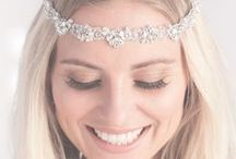 Laura Jayne Veils / Perfect finishing touches for your w-day look found at LauraJayne.com ♡