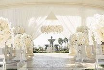 Dream Wedding Venues / Wedding day wanderlust: the most incredible w-day spaces & places♡