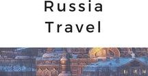 Russia Travel / Get your Russia wanderlust inspired through photo tours, travel tips, destination guides, travel adventures, itineraries, and travel advice.