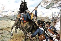 Seven year War 1756-1764
