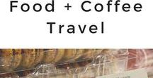 Food + Coffee Travel / The most essential food and coffee travel information for traveling the world while in pursuit of cultural experiences, festivals, and tours related to food, local cuisine, and coffee.
