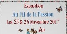 EXPO 25/26 NOV 2017 AU FIL DE LA PASSION 44