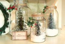 Christmas. / by Kristen Elizabeth