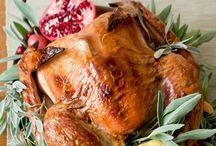 Thanksgiving / Centerpieces and Food Inspiration for giving Thanks / by Kristen Guntzviller-Bongard