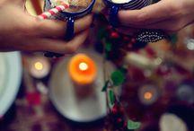 Holiday Drinks / Festive drinks to put you in the Holiday spirit / by Kristen Guntzviller-Bongard
