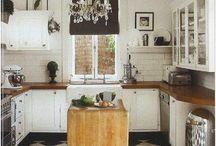Dream Kitchen / by Kristen Guntzviller-Bongard