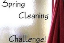 Cleaning/household tips / by Jen Crisman