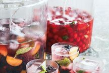 Summer Cocktails / by Kristen Guntzviller-Bongard