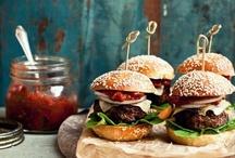 To Build a Better Burger / by Kristen Guntzviller-Bongard