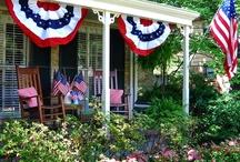 Patriotic Holidays / by Kristen Guntzviller-Bongard