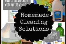 DIY Projects - Cleaning / by Lesley Johnston