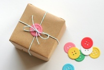 Wrapping & Tags / by Emma Donker