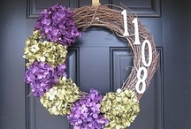 Wreaths / by SJ C