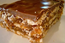 Brownies & Cookie Bars  / by Bonnie Joseph