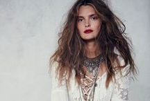 BoHo Chic / All Things Boho and Boho Style~! / by Jamie Skolnik