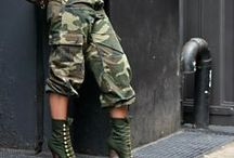 ~CAMO~ / All things Camouflage