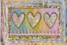 mixed art Hearts / by Janique Sansonnens Bise