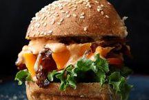 Burgers, Bread & Breakfast / by Anna Forgach