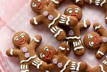 Run, run as fast as you can. You can't catch me, I'm the Gingerbread Man! / by Kristen Guntzviller-Bongard