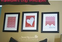 DIY Projects - Printables and Fonts / par Lesley Johnston