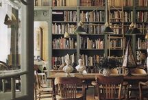 Library / by Kristen Guntzviller-Bongard